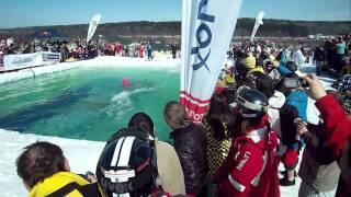 Red Bull Jump & Freeze или АкваШоу 2011. Снежный Аква Шоу