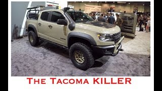 Is this a Tacoma Killer? Made in Wentzville Missouri USA :SEMA 2017