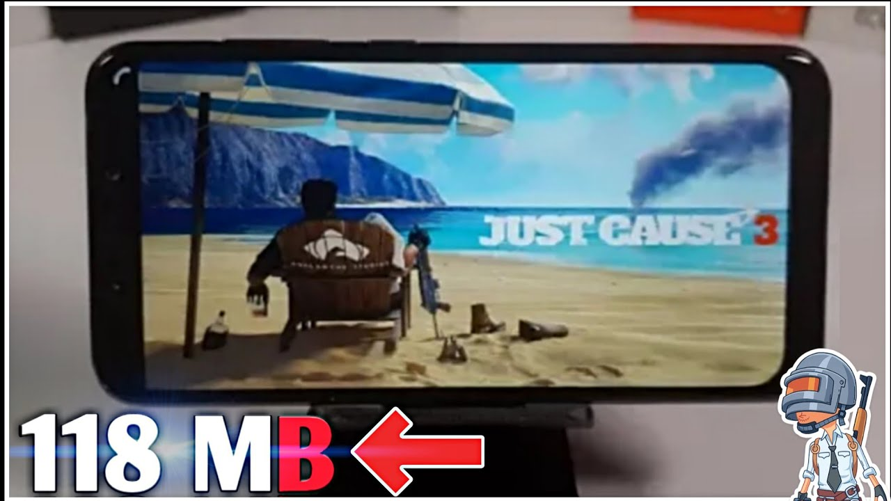 [118 MB] Just Cause 3 (APK+OBB) Graphics Clone Game For Android 2019 [FPP Game]  #Smartphone #Android