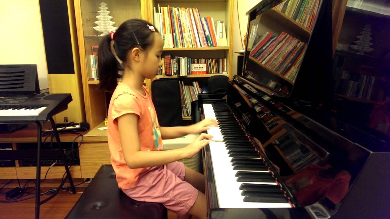 瑋翎-《王子終將出現&嗨荷》-白雪公主插曲-鋼琴彈奏