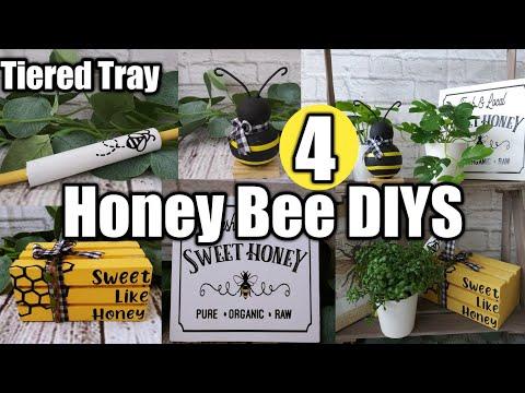 Honey Bee Themed