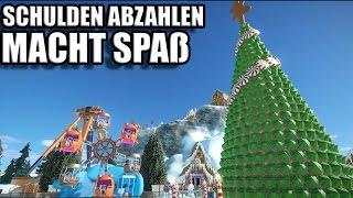 Planet Coaster - SPOOKYTOWN #13 - FANTASTISCHE HÜTE  -  Let's Play Deutsch
