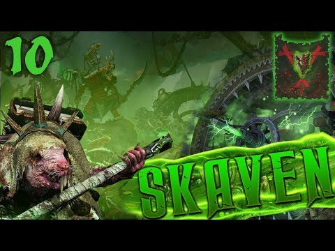 Itza Hanging By A Thread Total War: Warhammer 2 - Skaven Campaign - Lord Skrolk 10