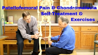 Patellofemoral Pain & Chondromalacia-Great Self-Treatment & Exercises
