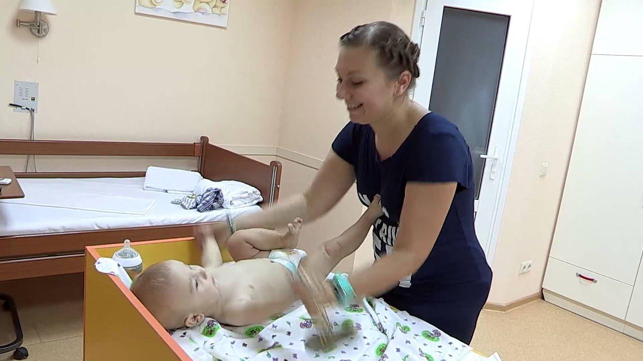 Проникающий массаж для мамочки, показали по вебке лесби