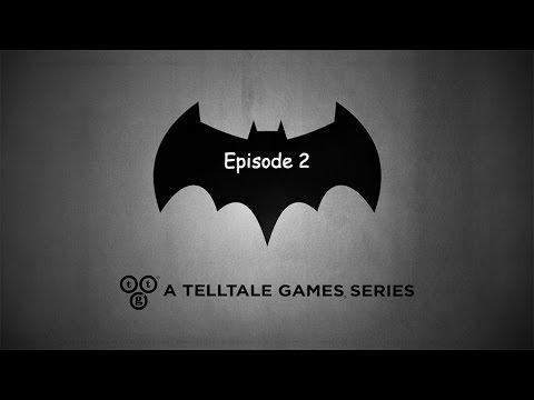 Let's play Telltale's Batman Episode 2: Children Of Arkham