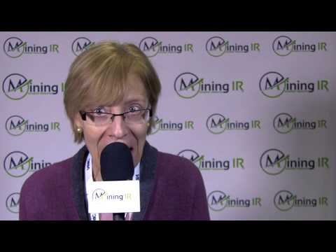 Maria Lonardi at Vancouver Resource Investment Conference 2018