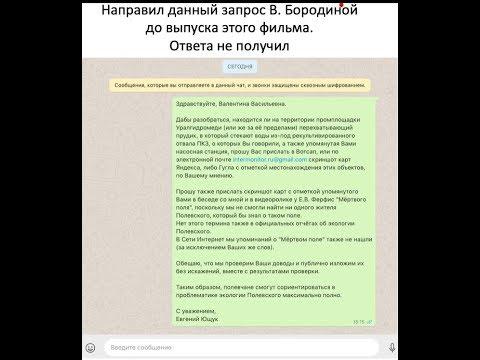 Сказки Бородиной у Ферфис об экологии Полевского.  Часть 2