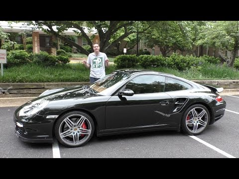 I Think The Porsche 911 Turbo (997) Is an Amazing Bargain