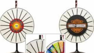 Wheels of Chance l Regular and Custom Wheels of Chance - Carnival Wheels and Prize Wheels