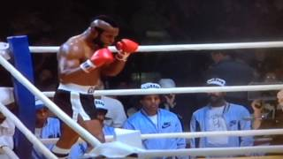 Rocky III-Rocky Balboa Vs Clubber Lang Prt 1 (Audio English)