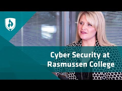 Rasmussen College's Cyber Security Degree Program: What You Can Expect