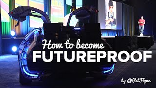 How to Become Futureproof - Opening Keynote NMX