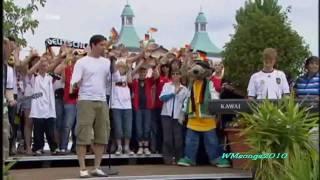 Sebastian Hämer live WM Song 2010 - Wir glauben an euch