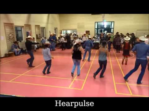 Bal Fire Boots Country Dance Suisse 12.12.15 Film 4