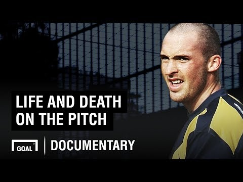 Life and death on the pitch: The Mitchell Cole story