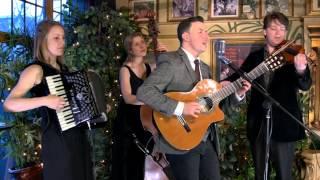 Hey Mambo, Richard Moore Trio, Featuring Santino Fabbricatore