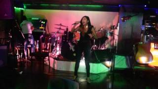English Song By Kenjal Mehar Shrestha Live in Dubai 2017