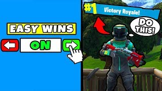 5 EASY Changes That Will Get You WINS in Fortnite ~ Fortnite Battle Royale Top 5