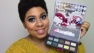 Hello Kitty 40th Anniversary Pop Up Party Eyeshadow Palette Review Thumbnail