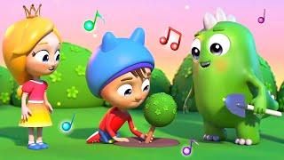 Добрые дела - Песенки для детей. Музыкальные мультики Сина и Ло