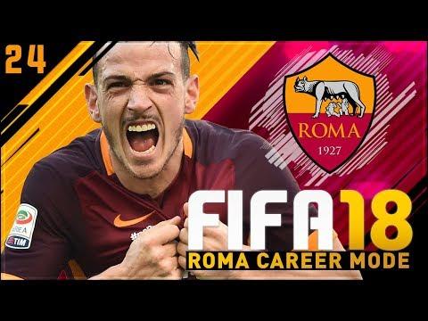 FIFA 18 Roma Career Mode Ep24 - TOTTENHAM 2ND LEG!!