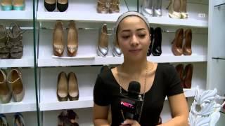 Video Entertainment News-Koleksi sepatu mahal Nikita Willy download MP3, 3GP, MP4, WEBM, AVI, FLV April 2018