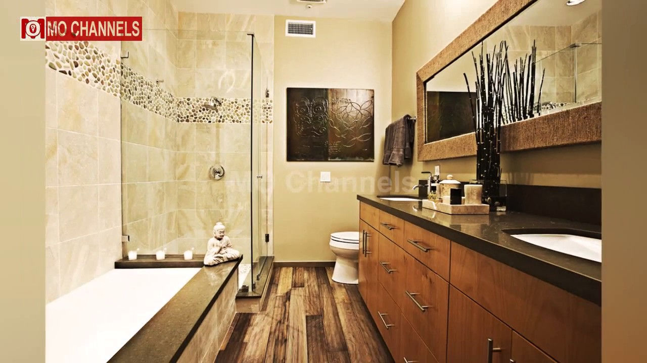 30 Best Master Bathroom Floor And Tile Design Ideas - YouTube