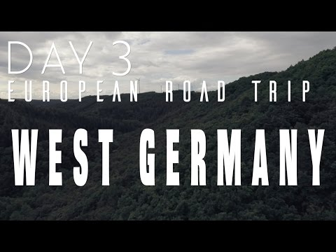 EUROPE TRAVEL VLOG - DAY 3 (Cologne & West Germany)
