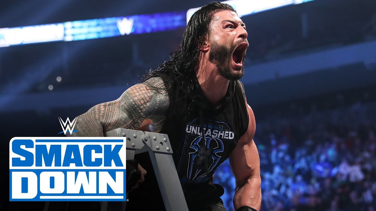 Download Roman Reigns unleashes on King Corbin & Dolph Ziggler: SmackDown, Dec. 13, 2019