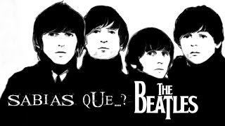 ¿SABIAS QUE...? THE BEATLES