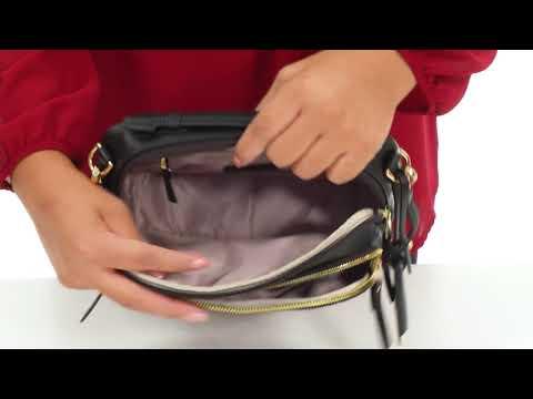 Tumi Voyageur Leather Luanda Flight Bag SKU: 8977524