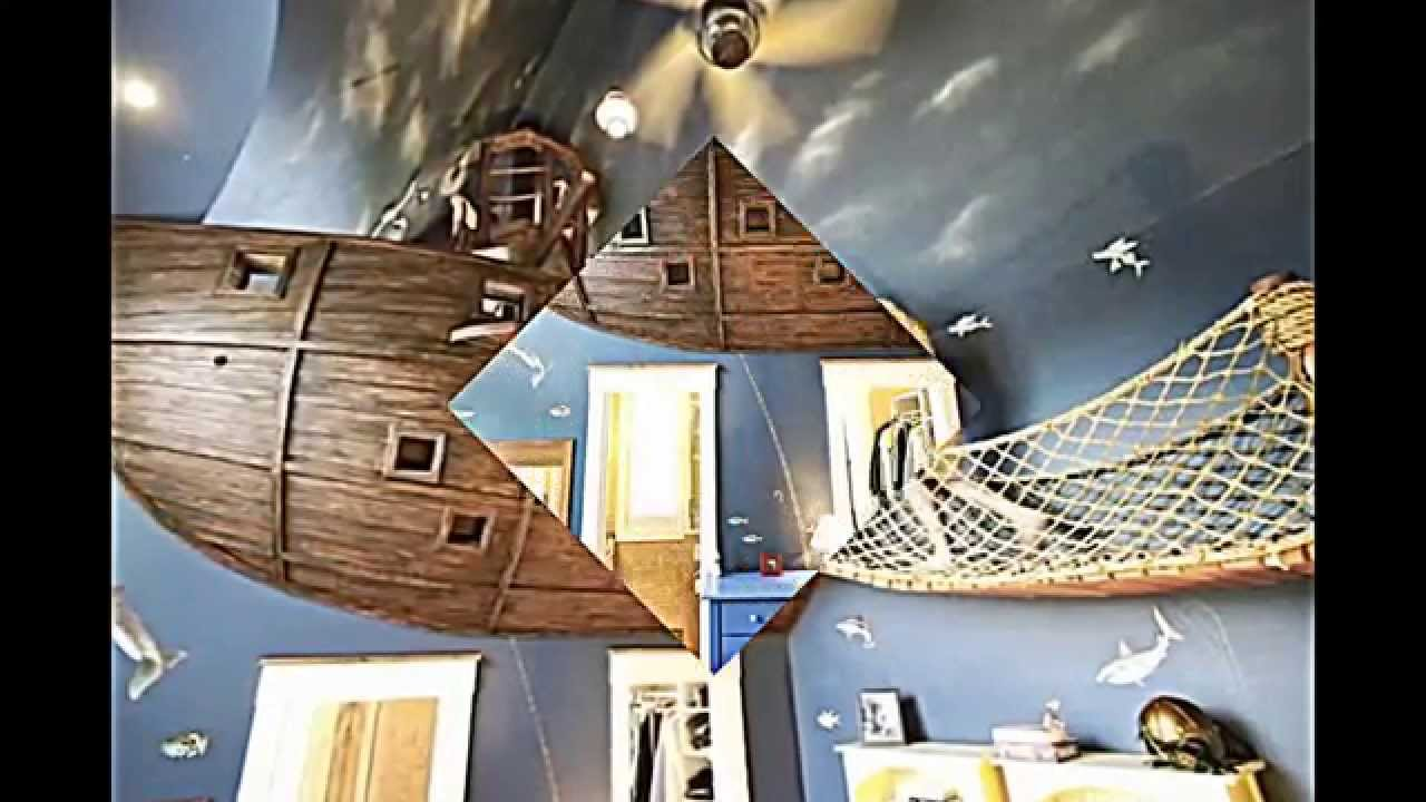 kinderzimmer gestalten ein echtes piratenschiff l dt zu abenteuer ein youtube. Black Bedroom Furniture Sets. Home Design Ideas