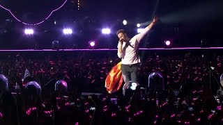 Coldplay - Viva la vida & Adventure of a lifetime (Live Barcelona) (version corta)