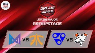[DOTA 2] Reality RIft VS Virtus Pro (BO3) - Dreamleague S13: The Leipzig Major