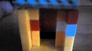 Как сделать из лего копилку или сейф