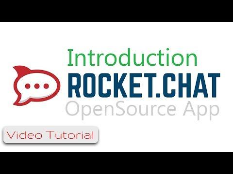 Rocket.Chat #01  Free, Open Source, Enterprise Team Chat