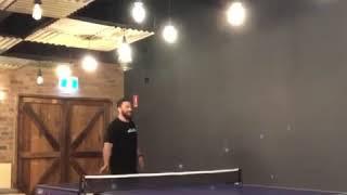 Ping pong battle