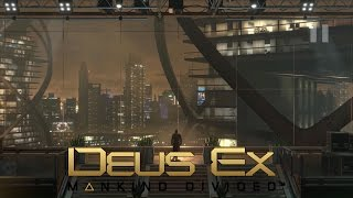 Deus Ex Mankind Divided - Last Mission, London, Full Walkthrough, Non-Lethal (HD)