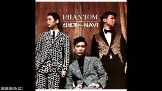 Phantom (팬텀) - 신세계 (New Era) (Feat. Navi) (Full Audio) [Digital Single - New Era]