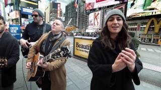 """What Baking Can Do"" Sara Bareilles and the WAITRESS Band"
