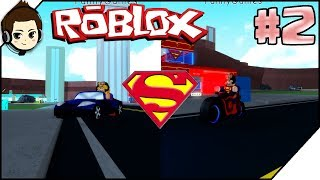 SUPERMAN HAS A VEHICLE IN ROBLOX
