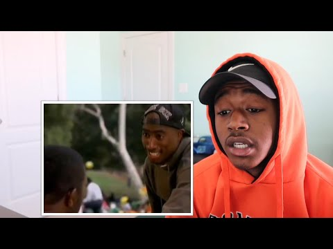 2PAC - WHITE MANZ WORLD | REACTION