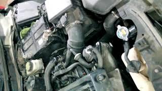 Мазда СХ-7 неудачный ремонт двигателя (Омск)