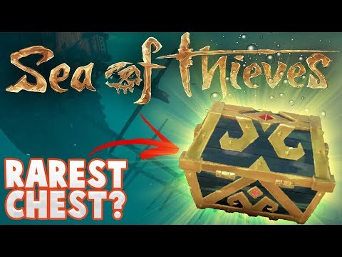 Sea of Thieves - Rarest Treasure Chest Found! - PVP and Shipwreck Secrets - Sea of Thieves Gameplay