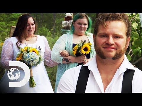 Gabe And Raquell Get Married! | Alaskan Bush People