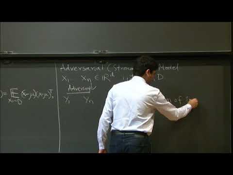 Outlier-Robust Estimation via Sum-of-Squares - Pravesh Kothari