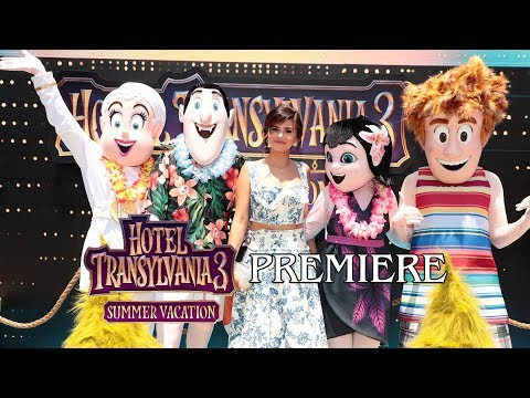 'Hotel Transylvania 3: Summer Vacation' Premiere
