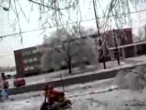 Ice Storm  Jacksonville Illinois