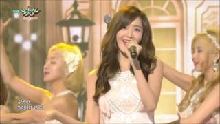 SNSD Improvisation - Yoona and Hyoyeon 'Lion Heart'